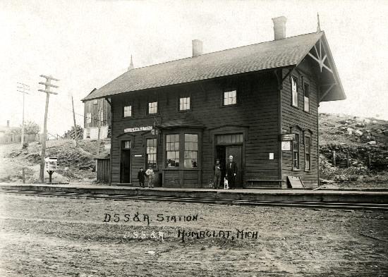 Humboldt Depot