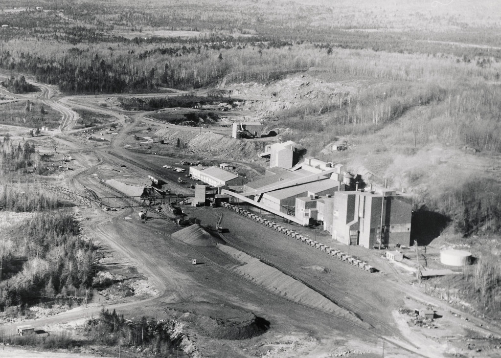 Humboldt Surface Mine
